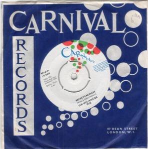 Blue beat record