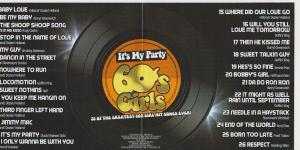 60's Girls inner sleeve
