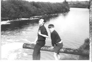 Jet and Graham 1962ish
