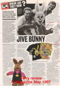 jive bunny review