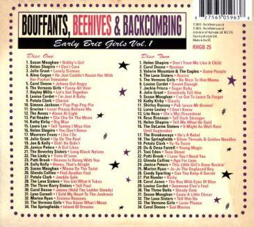 BOOFONTS ALBUM CREDITS